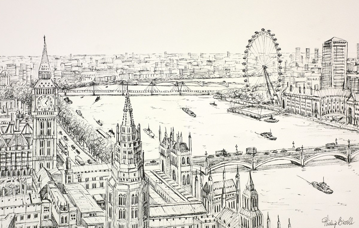 The Thames and Westminster